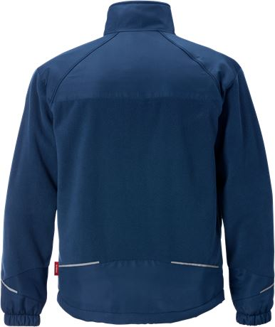 Windproof fleece jacket 4411 FLE 2 Kansas  Large