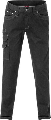 Service denim stretchbukser 2501 1 Kansas  Large