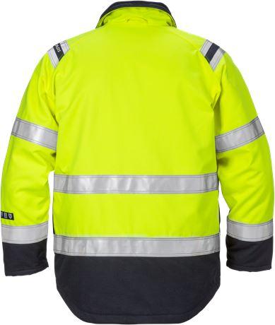 Flamestat Hi Vis vinterjakke kl.3 4185 2 Fristads  Large