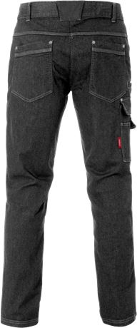 Service denim stretchbukser 2501 2 Kansas  Large