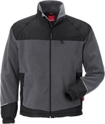 Windproof fleece jacket 4411 FLE Kansas Medium