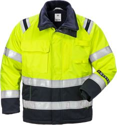 Flamestat High Vis Winterjacke Kl. 3 4185 ATHS Fristads Medium