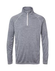 Felpa 1/2 zip 7514 LKN Kansas Medium
