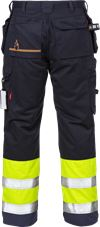Flamestat high vis craftsman trousers cl 1 2074 ATHS 2 Kansas Small