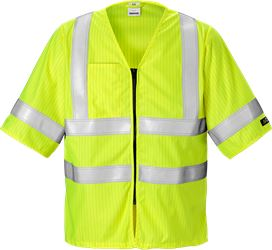 Flame high vis waistcoat class 3 5023 FHA Fristads Medium