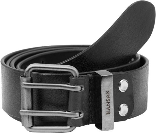 Leather belt 9126 LTHR 1 Kansas  Large