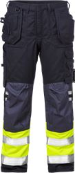 Flamestat Hi Vis craftsman trousers cl 1 2074 ATHS Kansas Medium