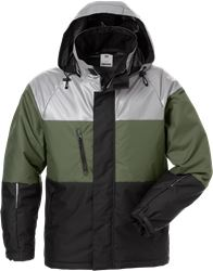 Reflective winter jacket 4917 RLX Fristads Medium