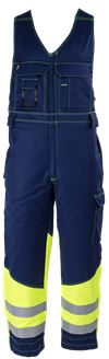 Winter Overall HiVis FR 1.0 2 Leijona Small