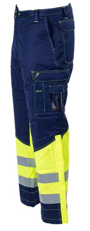 Winter Trousers HiVis FR 1.0 3 Leijona  Large