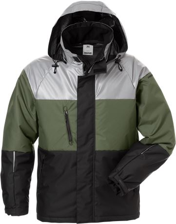 Reflective winter jacket 4917 RLX 1 Fristads  Large