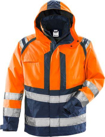 High vis Airtech® shell jacket class 3 4153 MPVX 2 Fristads  Large