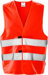 High vis waistcoat class 2 501 H Fristads Medium