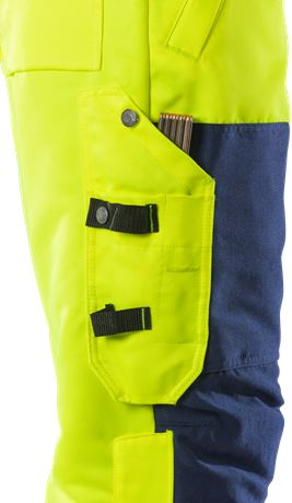 High vis winter trousers class 2 2034 PP 3 Fristads  Large