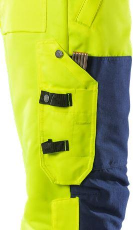 High vis winter trousers class 2 2034 PP 6 Fristads  Large