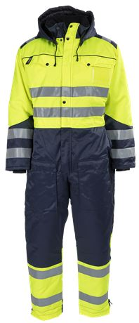 Winter Coverall HiVis 1.0 2 Leijona  Large