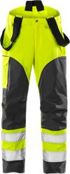 High vis Airtech® shell trousers class 2 2153 MPVX 2 Fristads Small