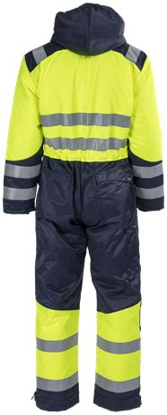 Winter Coverall HiVis 1.0 3 Leijona  Large