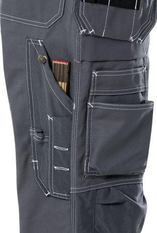 Håndværker bomuld bukser 265K 3 Fristads  Large