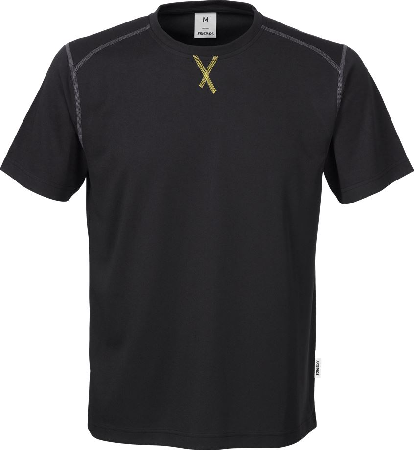 Fristads Men's 37.5 Funktions T-shirt 7404 TCY, Svart