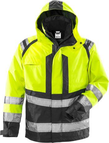 Hi Vis Airtech® skal jakke kl.3 4153 1 Fristads  Large