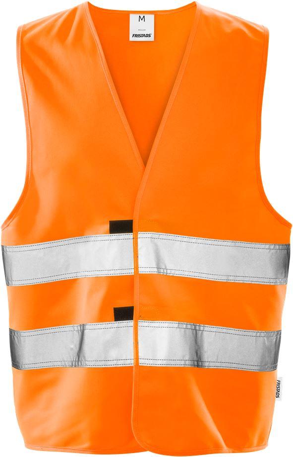 Fristads Unisex Varselväst 501 H, klass 2, Varsel Orange