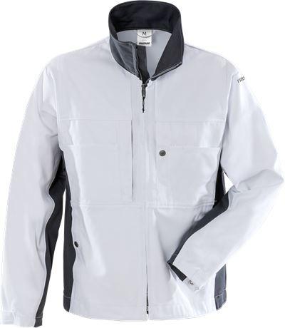 Cotton jacket 458 BM 1 Fristads  Large