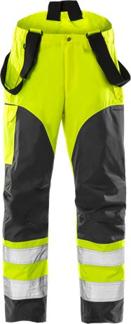 High vis Airtech® shell trousers class 2 2153 MPVX 2 Fristads  Large
