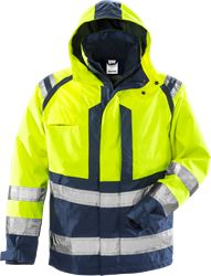 High vis Airtech® shell jacket class 3 4153 MPVX Fristads Medium