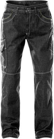 Denim trousers 273 DY 1 Fristads  Large