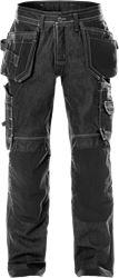 Gen Y håndværker denim bukser 229 Fristads Medium